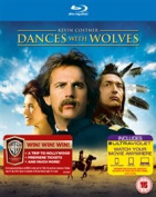 Dances With Wolves [Region 2] [Blu-ray]
