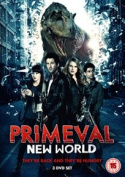 Primeval - New World: Season 1 [Region 2]