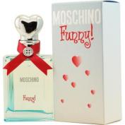 MOSCHINO FUNNY! EAU DE TOILETTE SPRAY
