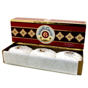 Jean Marie Farina Perfumed Soap Coffret, 3x100g/100ml