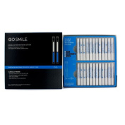 Double Action Whitening System (12 Days of Treatment), 24pcs