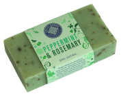 Peppermint & Rosemary Natural Soap 110g