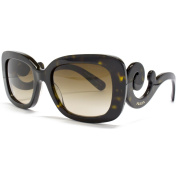 Prada PR27OS Sunglasses-2AU/6S1 Havana (Brown Gradient Lens)-54mm