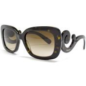 Prada PR27OS Sunglasses-2AU/6S1 Havana (Brown Gradient Lens)-54mm