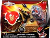 Power Rangers Megaforce Red Ranger Training Set