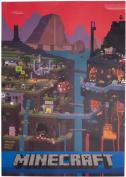 Trends International Minecraft Poster, 60cm x 34