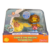 Octonauts Figure & Creature Pack Dashi & The Electric Torpedo Ray