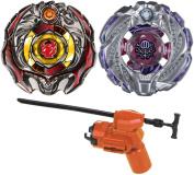 Takara Tomy Beyblades Zero G Series BBG-13 Beyblade Synchrom Battle Set