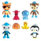 Octonauts Figure & Creature Pack - Set of 4