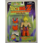DRAGON BALL Z THE SAGA CONTINUES SUPER SAIYAN GOKU ACTION FIGURE