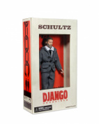DJANGO - KING SCHULTZ - 20cm CLASSIC STYLE FIGURE