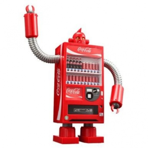 coca cola vending machine price