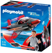 Playmobil Click and Go Shark Jet