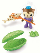 Fisher-Price Disney's Octonauts Shellington and The Swell Shark Playset