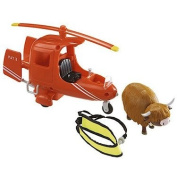 Postman Pat SDS Vehicle And Accessory Set - SDS Helicopter