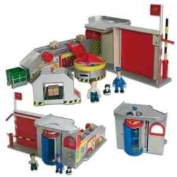 Character Options Deluxe Postman Pat Sorting Office Playset