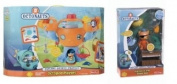 Octonauts OCTOPOD & KWAZZI RECUE KIT 2 ITEMS