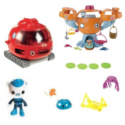 Octonauts Explore & Protect - Octopod Playset & Gup X