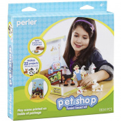 Perler Fused Bead Kit, Pet Shop