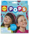 Alex Pops Craft 2 Sparkly Headbands