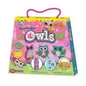 Orb Factory SparkleUps Owls
