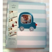 Hallmark Baby BBA7011 Car Boy 5 Year Memory Album