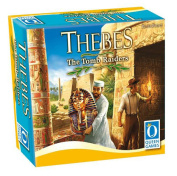 Thebes The Tomb Raiders - Card Game - Queen Games