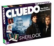 Cluedo Sherlock Board Game