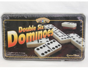 Family Games Double Six Dominoes