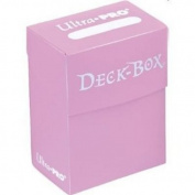 Ultra Pro Pink Deck Box