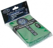 Max Protection Alpha Flat Green Sleeves - Sized for YuGiOh [Toy]