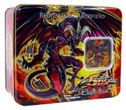 Yugioh 5D's 2008 Holiday Collector's Tin 1st Wave Red Dragon Archfiend [Toy]