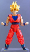 Dragon Ball Z Ultimate Figure Vol. 4 Super Saiyan Son Goku