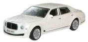 Bentley Mulsanne White