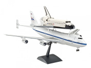 Revell Germany Boeing 747 SCA and Space Shuttle Model Kit