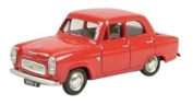 Classix EM76868 Ford Prefect 100E 4 Door Saloon Red