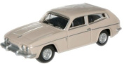 Oxford 1/76 Cygnet Grey Reliant Scimitar GTE # 76