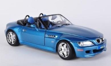 blue 1996 model car ready made bburago 118 httpwwwfishpondcomtoysbmw z3 m roadster met blue 1996 model car ready made bburago 118 bmw bburago 118 1996 bmw z3