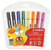 STABILO Scribbi Colouring Pens - Virtually Indestructible!