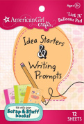 American Girl Crafts Scrap and Stuff List It Pad, Balloons