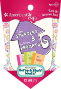American Girl Crafts Scrap and Stuff List It Pad, Arrows