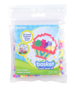 Perler Beads Fused Bead Kit, Basket