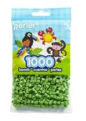 Perler Beads Green Bag