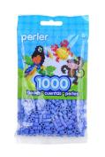 Perler Beads Periwinkle Blue Bag