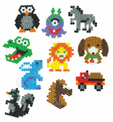 Perler Fun Fusion Fuse Bead Activity Kit, Stripes Galore