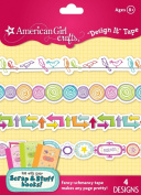 American Girl Crafts Scrap and Stuff Design It Paper Tape