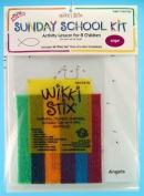 Wikki Stix 15cm 36/Pkg-Black