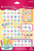 American Girl Crafts Scrap and Stuff Say It Stickers