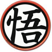 Dragon Ball Z Goku Mark 7.6cm Button