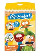 Artzooka Clingzooka, Faces
